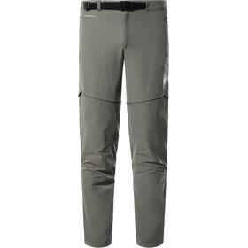 The North Face Lightning Convertible Pants Men, verde